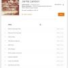 [Offre Alerte] Self-Titled Album de Jaime Lawson est libre de pré-commande sur Google Play, X De Ed Sheeran est à seulement 99 Cents